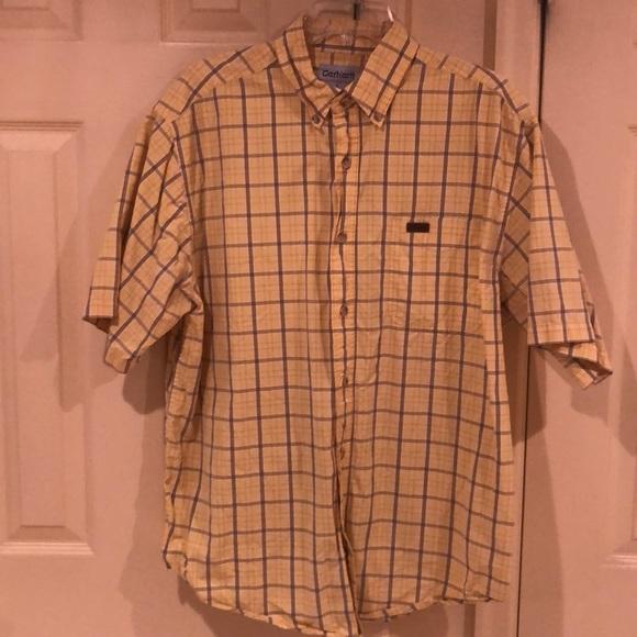Carhartt Other - Carhartt. Large short sleeve button down shirt